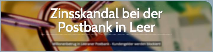 Bankenfreundliches Urteil im Zinsskandalprozess