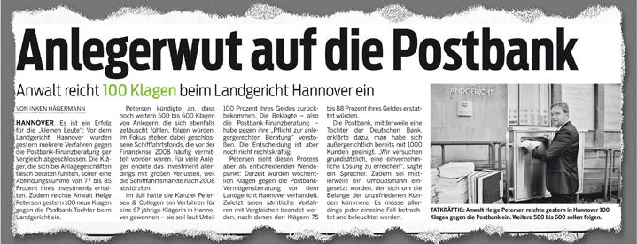 neue-presse-hannover-postbank-klagen