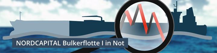 Nordcapital Bulkerflotte 1 – Klage wegen Falschberatung eingereicht