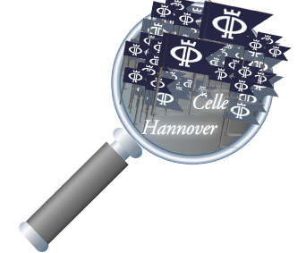 Lupe Hannover Celle