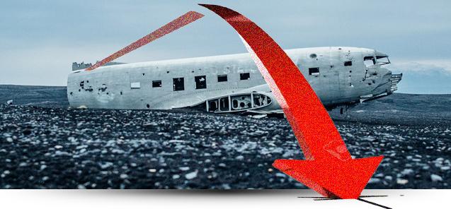 Flugzeugfonds Absturz