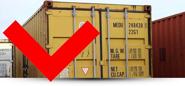 P&R Container Betrug